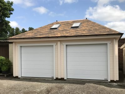 LCS Double Garage Fife
