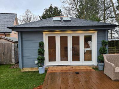 LCS Garden Rooms & Pavilions